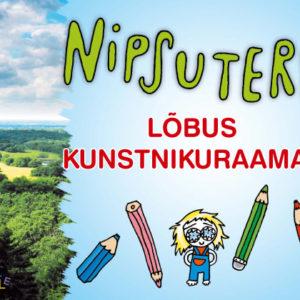 Nipsutera lõbus kunstnikuraamat